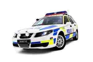 Saab 9-5 Polis - der Nachfolger kommt.