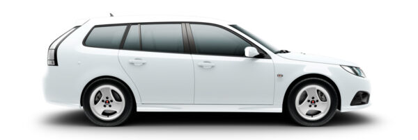 "Saab 9-3 Griffin, 6,5 x 16 ""Alu 86"