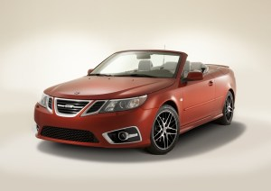 "366 Exemplare weltweit, Saab Cabriolet ""Independence Day"" Edition"