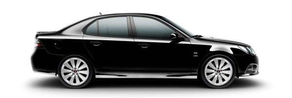 Saab 9-3 Гриффин, черный