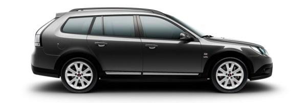 Saab 9-3x Griffin Carbongrau Metallic