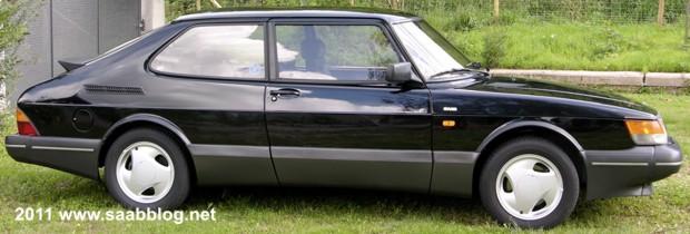 ¡Tráeme la escotilla! Saab 900 - Classic - Reedición del hatchback
