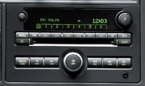 Saab Infotainment 70