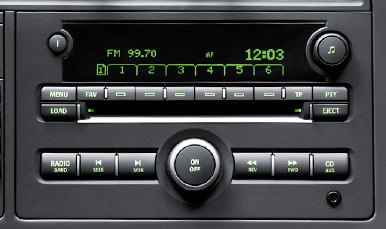CD Changer Infotainment CD Premium 150