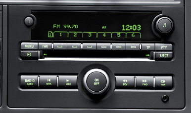 Saab Infotainment Premium 150