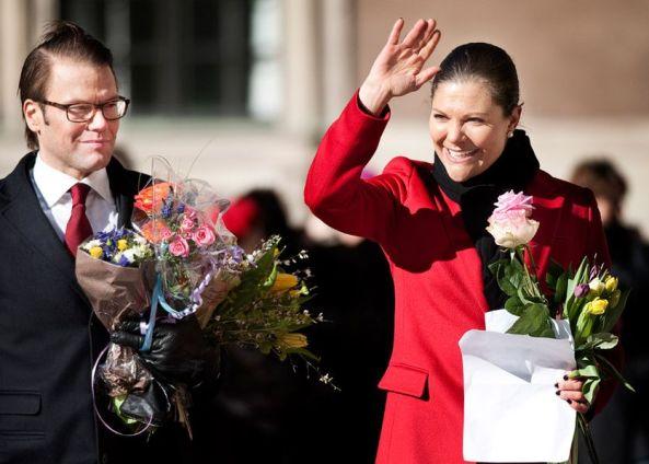 Kronprinzessin Viktoria von Schweden, wir gratulieren !