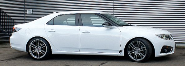 Deer Performance Saab 9 5 2.8T XWD