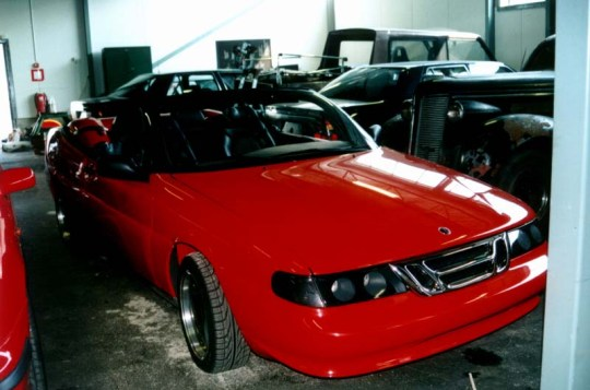 Saab 9000 Cabriolet