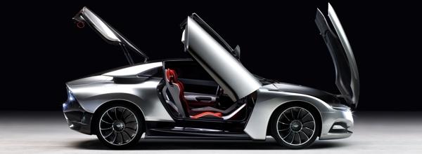 Saab PhoeniX Concept, mit eXWD