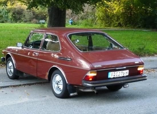 Saab 99 Combicoupe - Liebhaber gesucht
