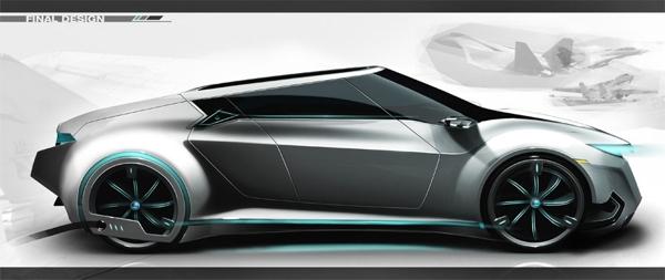 Saab Nespresso Concept