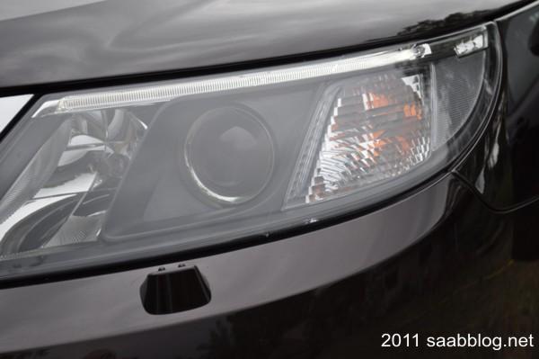 Bi-Xenon, bochtverlichting, LED-parkeerlicht