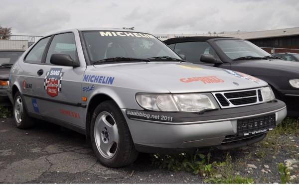 "Ein Stück der Saab Legende. Saab 900i ""Talladega Long Run"""