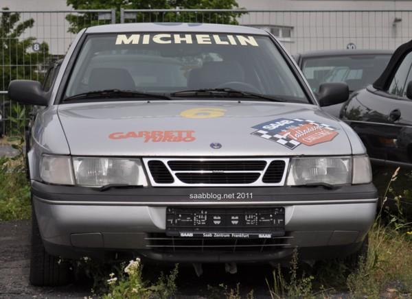 """Saab 900i, """"Talladega Long Run"""" 1996"""