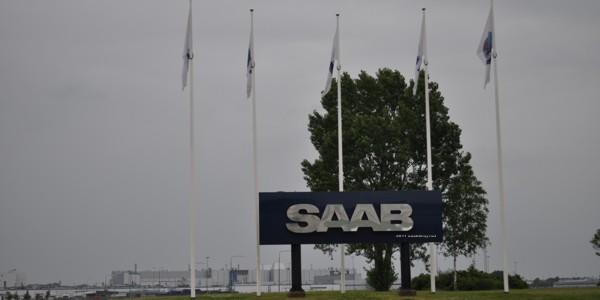 Rabenscharzer sky over Saab