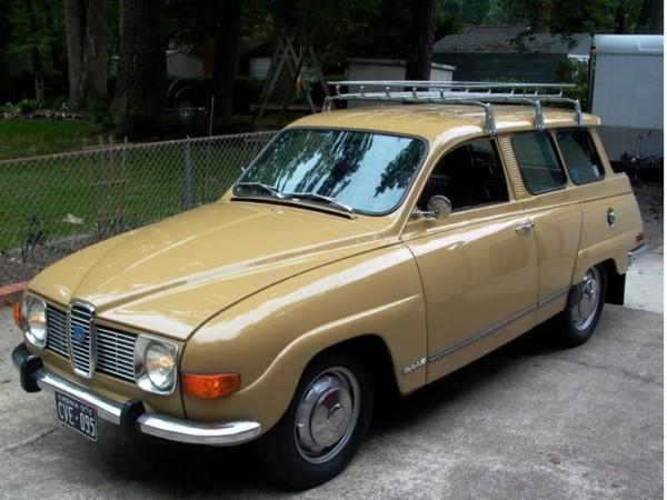 Saab 95 da coleção GM