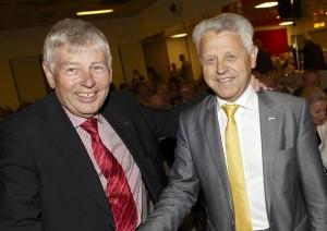 Mats und Erik Paulsson