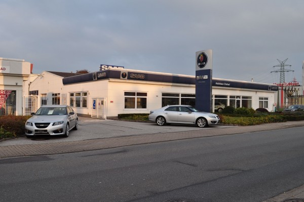 Desde 31 anos parceiro Saab: Etehad em Halstenbeck