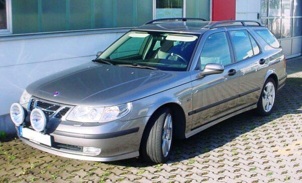 Saab 9-5 بدلة رياضة 2.2 TiD by Dirk