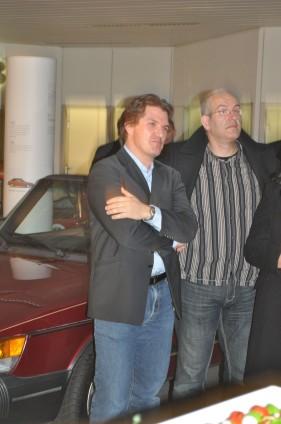 Saab Fan Mark Wegewitz ahnt etwas...
