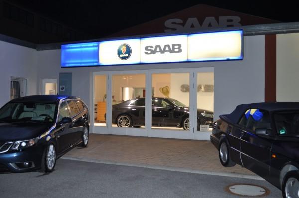 Saab centro Bamberg
