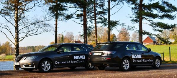 Sportswear Saab 9-5, BioPower et TTiD XWD