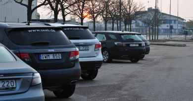La fabbrica Saab allo Stallbacka, l'auto sportiva Saab 9-5 e la Saab 9-4x sono pronte