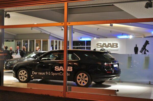 Saab 9-5 Sportkombi, Volker Möhler GmbH, Bremen