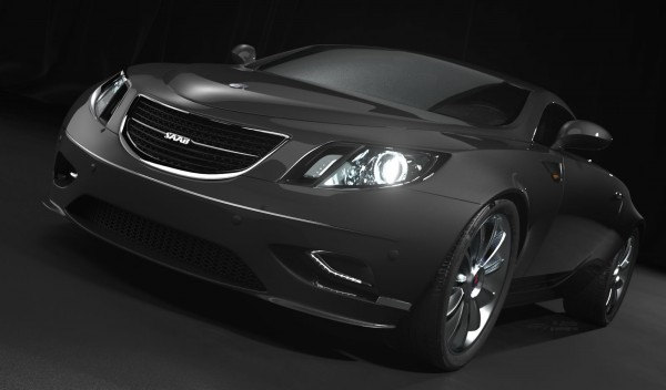 Saab 92010 Sixten Concept by Gray Design