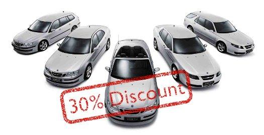 Hirsch Performance: 30 % Rabatt auf die Leistungssteigerung bei älteren Saab Modellen
