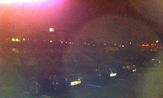 Black Saabs - noche negra. Vida nocturna de Saab en Frankfurt