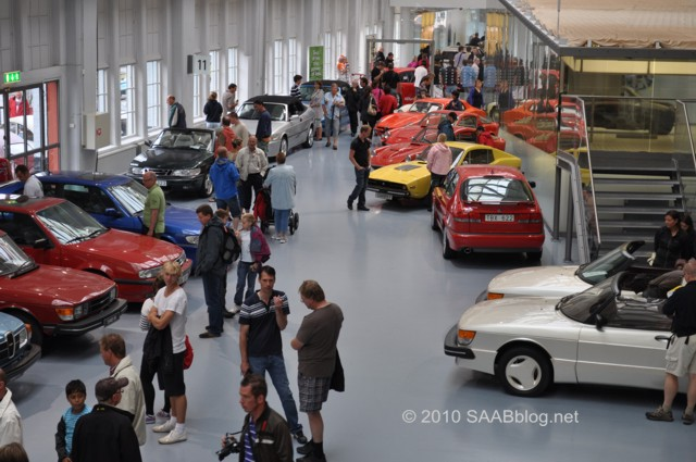 Saab Museum Trollhättan