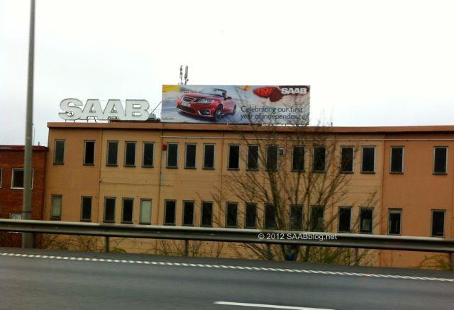 Independence Cabriolet publicidade em Gotemburgo