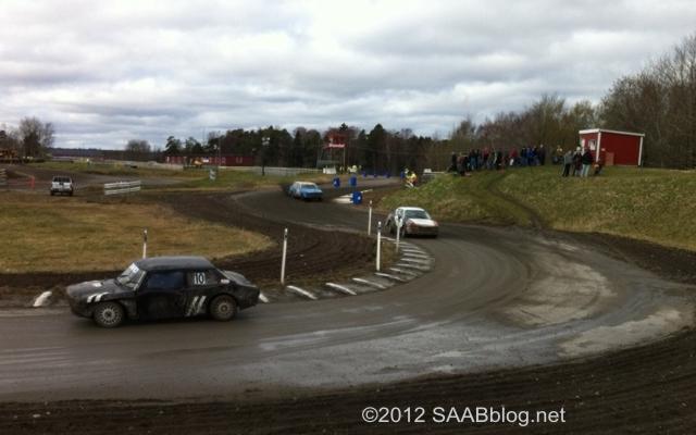 Saab Stock Car Race at Trollhattan