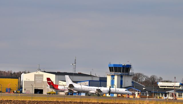 Vliegveld Trollhattan - Vänersborg