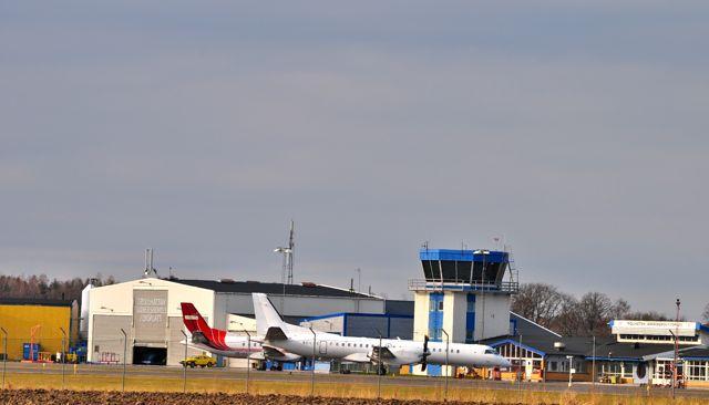Campo d'aviazione Trollhattan - Vänersborg