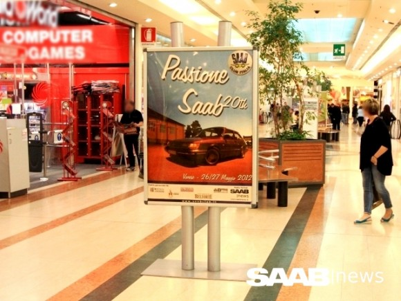 Passione Saab, Photo by Saabnews.it