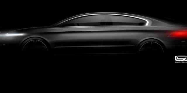 Qoros als Saab 2.0 ?