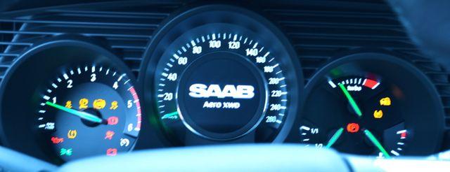 SAAB Aero XWD por Saablog.net 2012