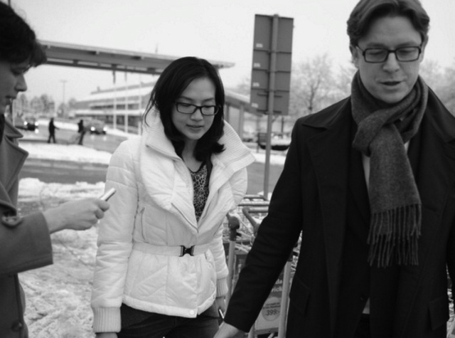 Verlierer: Rachel Pang