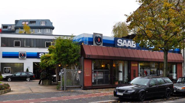 Saab Partner mit Tradition: Saab Bredlow in Berlin