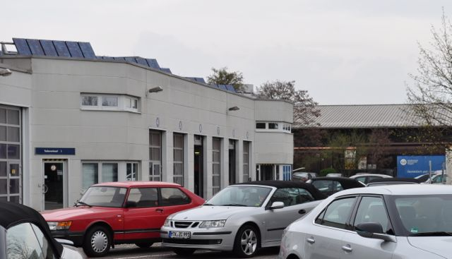 Saab 9000 Kompetenz: Saab Service Frankfurt