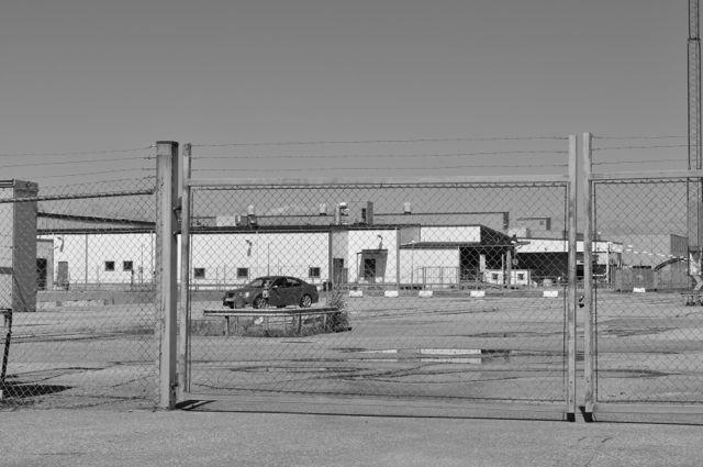Noch ruhig: Saab Werk in Trollhattan