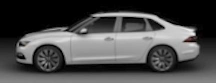 Saab 9-3 Nachfolger von Castriota