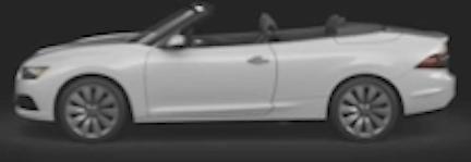 Castriota Saab Cabriolet
