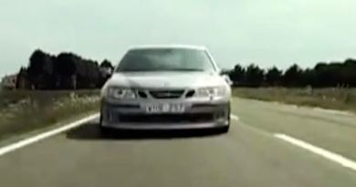 Saab 9-3 sportpak Born from Jets