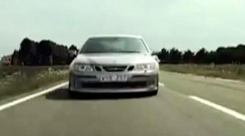 Saab 9-3 Sportkombi Born from Jets