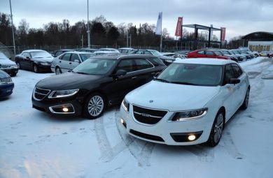 Saab 9-5 anno modello 2012