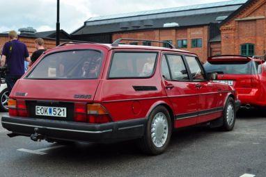 Saab 900 Safari