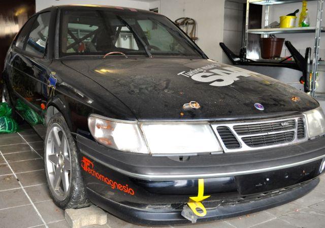 Saab 900R, wie er heute aussieht